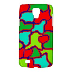 Colorful Abstract Design Galaxy S4 Active by Valentinaart