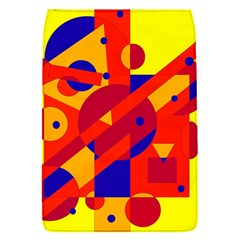 Colorful Abstraction Flap Covers (s)  by Valentinaart