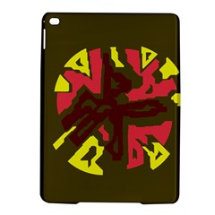 Abstract Design Ipad Air 2 Hardshell Cases by Valentinaart