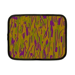 Decorative Pattern  Netbook Case (small)  by Valentinaart