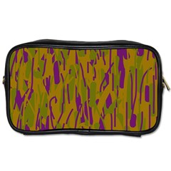 Decorative Pattern  Toiletries Bags by Valentinaart