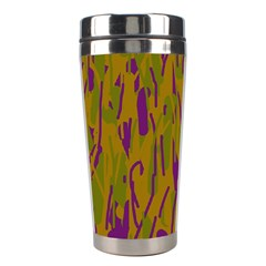 Decorative Pattern  Stainless Steel Travel Tumblers