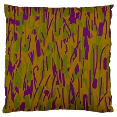 Decorative Pattern  Standard Flano Cushion Case (one Side) by Valentinaart