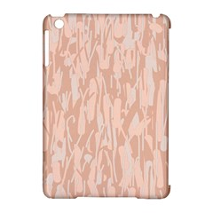 Pink Pattern Apple Ipad Mini Hardshell Case (compatible With Smart Cover) by Valentinaart