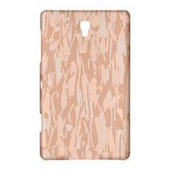 Pink Pattern Samsung Galaxy Tab S (8 4 ) Hardshell Case  by Valentinaart