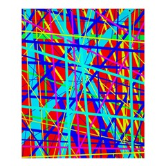 Colorful Pattern Shower Curtain 60  X 72  (medium)  by Valentinaart