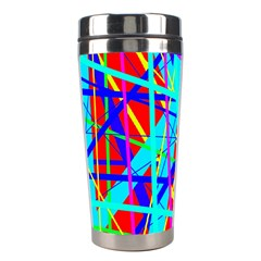 Colorful Pattern Stainless Steel Travel Tumblers