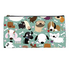 Dog Pattern Pencil Cases