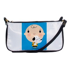 Snoopy Shoulder Clutch Bags