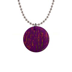 Purple Pattern Button Necklaces by Valentinaart