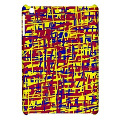 Red, Yellow And Blue Pattern Apple Ipad Mini Hardshell Case by Valentinaart