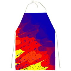 Colorful Pattern Full Print Aprons by Valentinaart