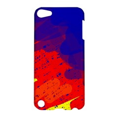 Colorful Pattern Apple Ipod Touch 5 Hardshell Case by Valentinaart