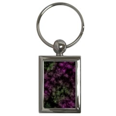 Organic                                                                                         			key Chain (rectangle) by LalyLauraFLM