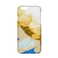 Artistic Pastel Pattern Apple Iphone 6/6s Hardshell Case by Valentinaart