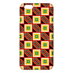 Squares And Rectangles Pattern                                                                                         			iphone 6 Plus/6s Plus Tpu Case by LalyLauraFLM