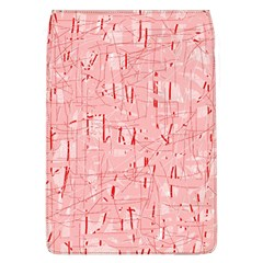Elegant Pink Pattern Flap Covers (l)  by Valentinaart