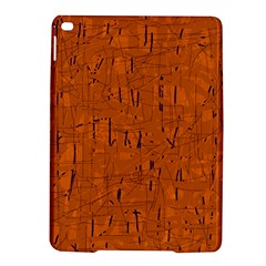 Orange Pattern Ipad Air 2 Hardshell Cases by Valentinaart