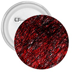 Red And Black Pattern 3  Buttons by Valentinaart