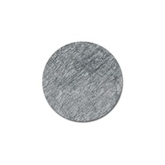 Gray Pattern Golf Ball Marker by Valentinaart