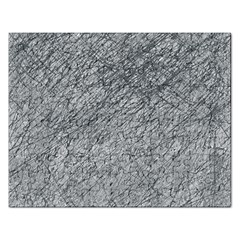 Gray Pattern Rectangular Jigsaw Puzzl by Valentinaart