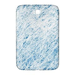 Blue Pattern Samsung Galaxy Note 8 0 N5100 Hardshell Case  by Valentinaart