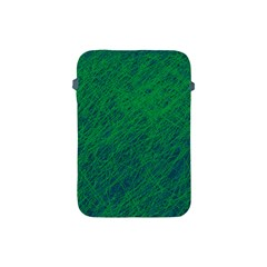 Deep Green Pattern Apple Ipad Mini Protective Soft Cases