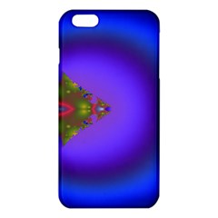 Into The Blue Fractal Iphone 6 Plus/6s Plus Tpu Case