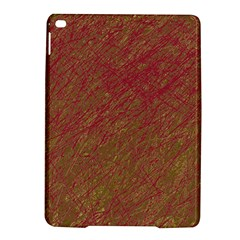 Brown Pattern Ipad Air 2 Hardshell Cases by Valentinaart