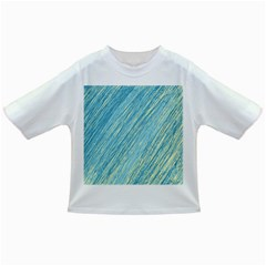 Light Blue Pattern Infant/toddler T Shirts by Valentinaart