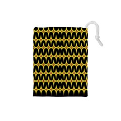 Art Digital (15)g Drawstring Pouches (small)  by MRTACPANS