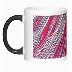 Purple Decorative Pattern Morph Mugs by Valentinaart