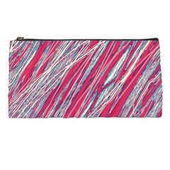 Purple Decorative Pattern Pencil Cases by Valentinaart