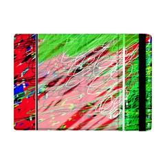 Colorful Pattern Apple Ipad Mini Flip Case by Valentinaart