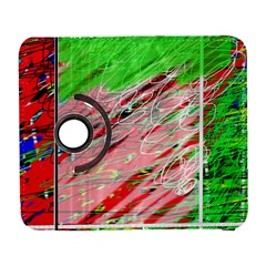 Colorful Pattern Samsung Galaxy S  Iii Flip 360 Case by Valentinaart
