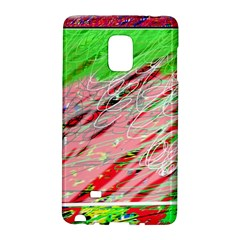 Colorful Pattern Galaxy Note Edge by Valentinaart