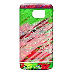Colorful Pattern Galaxy S6 by Valentinaart