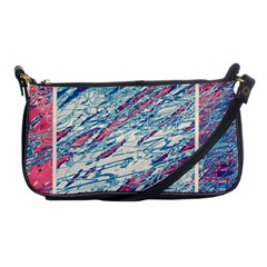 Colorful Pattern Shoulder Clutch Bags by Valentinaart