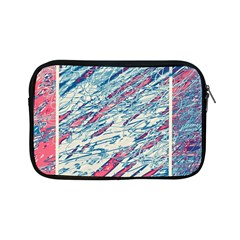 Colorful Pattern Apple Ipad Mini Zipper Cases by Valentinaart