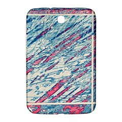 Colorful Pattern Samsung Galaxy Note 8 0 N5100 Hardshell Case  by Valentinaart