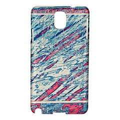 Colorful Pattern Samsung Galaxy Note 3 N9005 Hardshell Case by Valentinaart