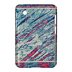 Colorful Pattern Samsung Galaxy Tab 2 (7 ) P3100 Hardshell Case