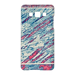 Colorful Pattern Samsung Galaxy A5 Hardshell Case  by Valentinaart