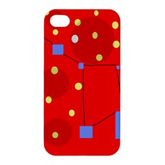 Red Sky Apple Iphone 4/4s Hardshell Case