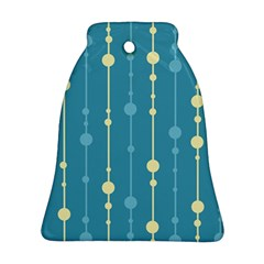 Blue Pattern Ornament (bell)