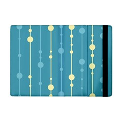 Blue Pattern Ipad Mini 2 Flip Cases by Valentinaart
