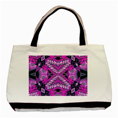 My Magic Eye Basic Tote Bag (two Sides) by MRTACPANS