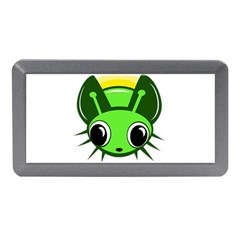 Transparent Firefly Memory Card Reader (mini) by Valentinaart