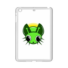 Transparent Firefly Ipad Mini 2 Enamel Coated Cases by Valentinaart