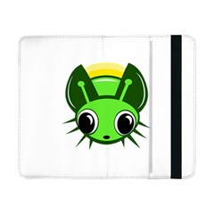 Transparent Firefly Samsung Galaxy Tab Pro 8 4  Flip Case by Valentinaart